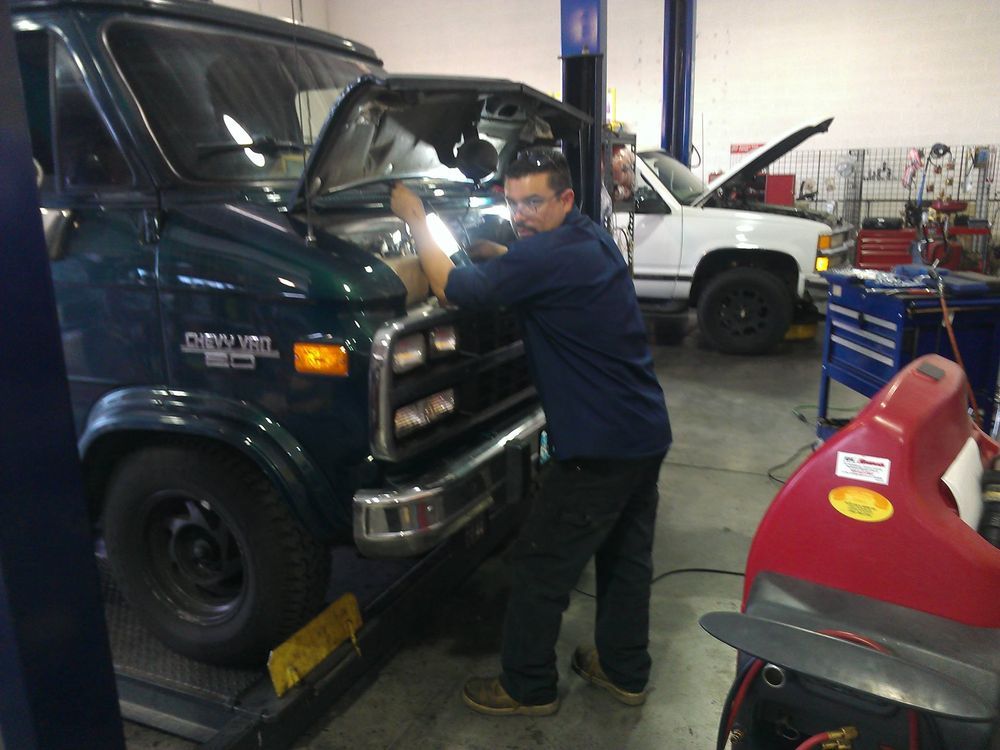 Frank Your Mechanic