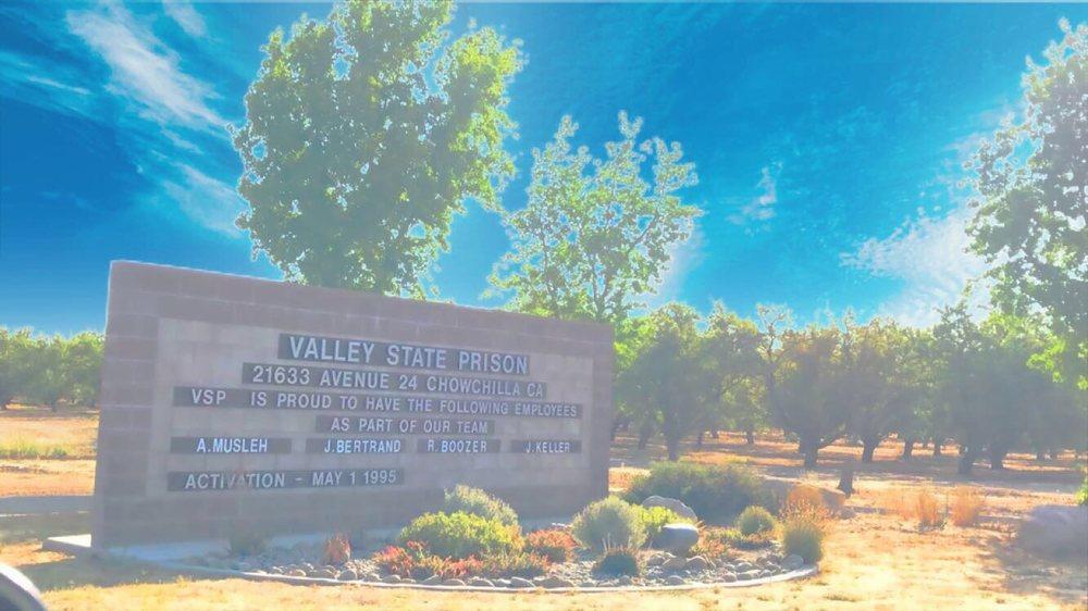 Valley State Prison-VSP: 21633 Ave 24, Chowchilla, CA