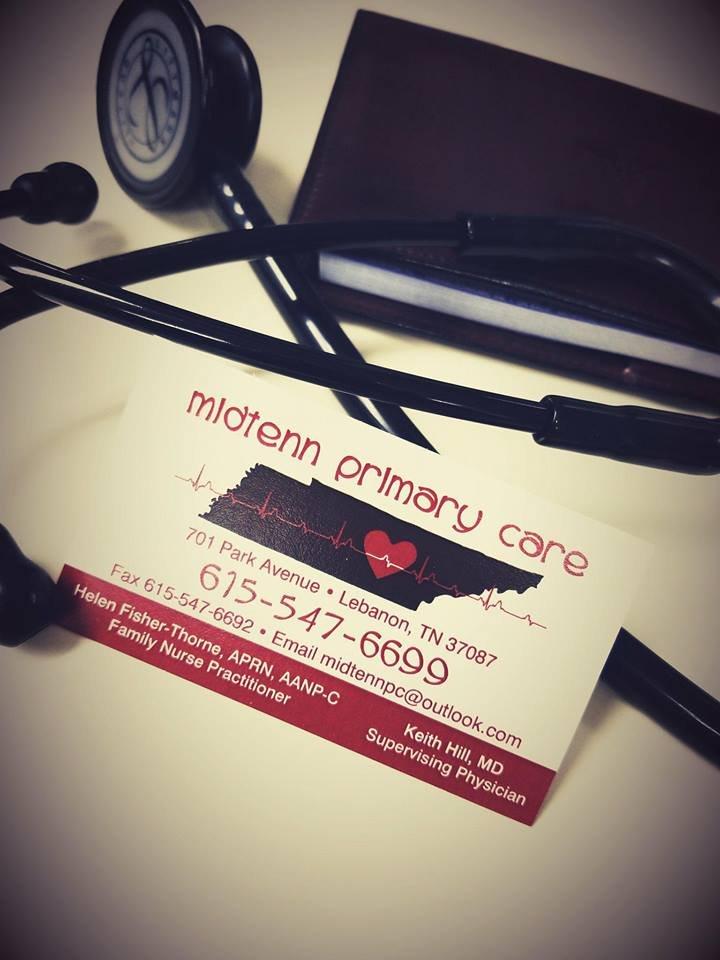MidTenn Primary Care: 701 Park Ave, Lebanon, TN