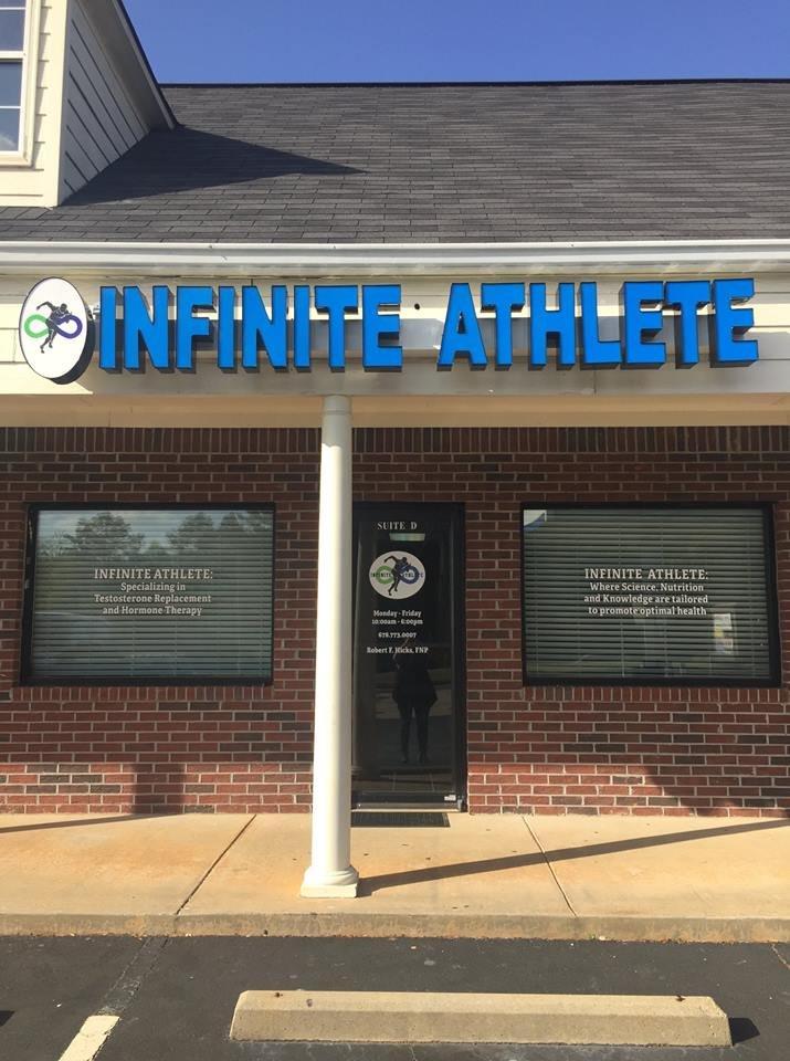 Infinite Athlete: 4995 Lanier Islands Pkwy, Buford, GA