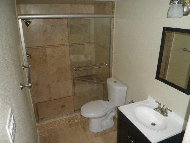 JMAC Construction Can Remodel Your Bathroom This Is From A Condo - Bathroom remodel carrollton tx
