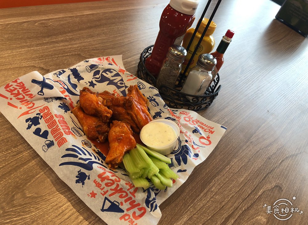 Food from Win Wings