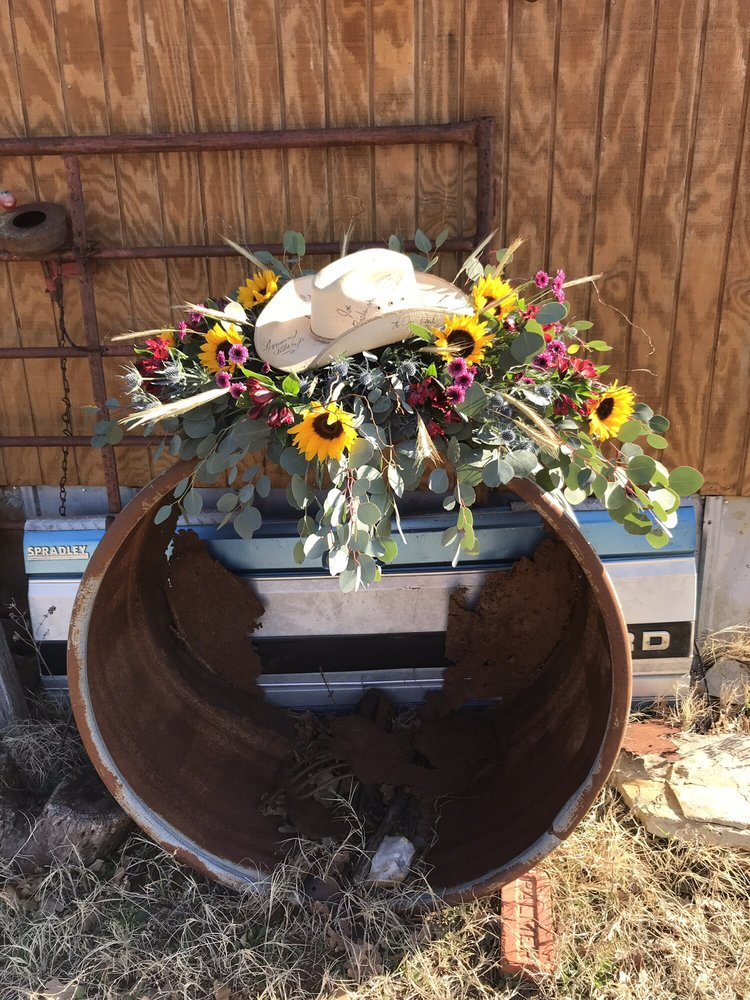 Rafter JM Flowers, Gifts & More: 71777 Interstate 20, Gordon, TX