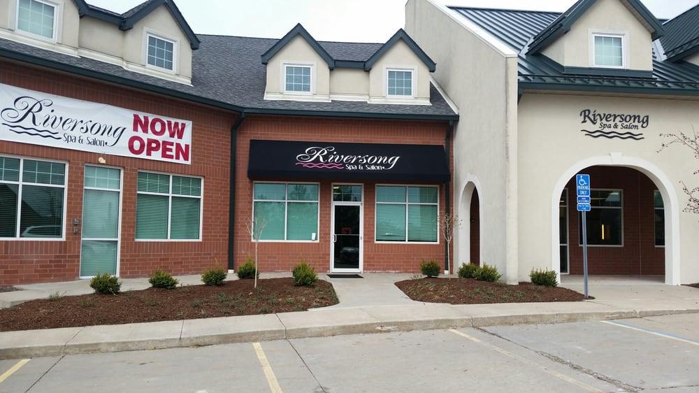 Riversong Spa & Salon: 1101 Club Village Dr, Columbia, MO