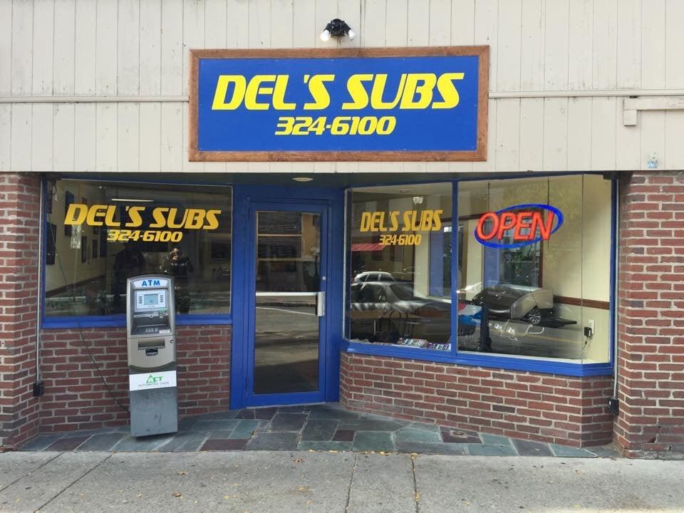 Del's Subs: 87 Margaret St, Plattsburgh, NY