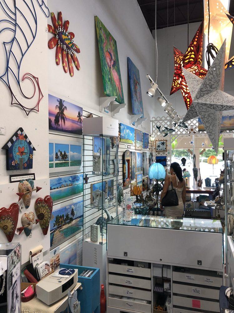 Blue Mangrove Gallery