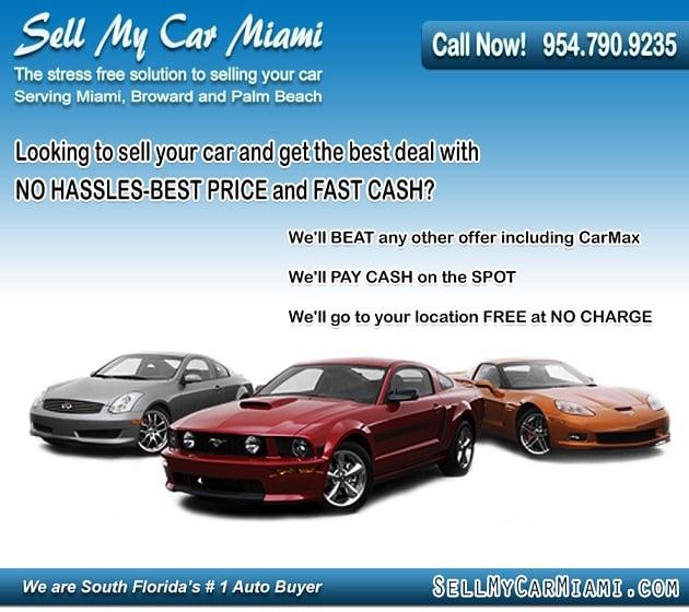 get top cash for your car now 305 907 6700 yelp. Black Bedroom Furniture Sets. Home Design Ideas