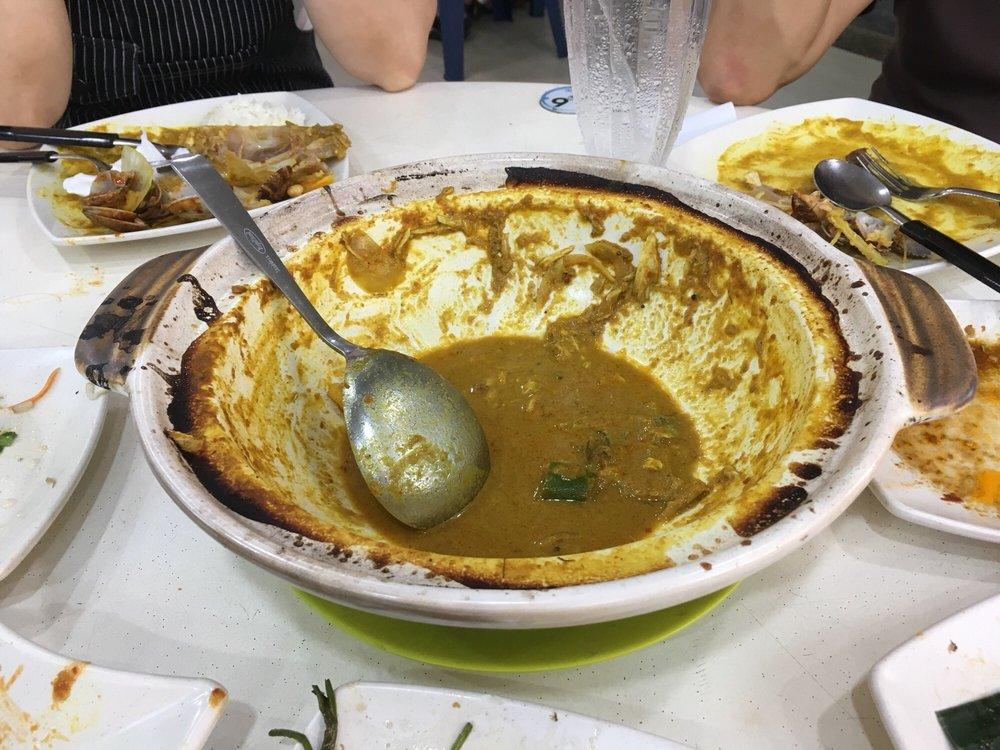 Ocean Curry Fish Head