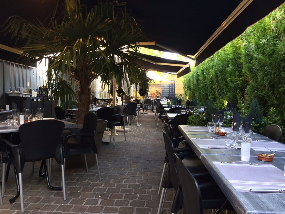 Garden yelp La table italienne senlis