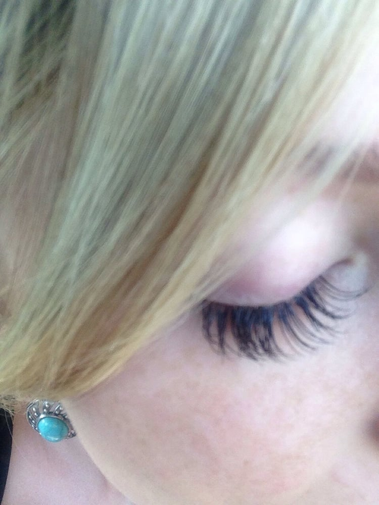 Eyelash extensions by Marissa at Livermore Blinks + Brows - Yelp