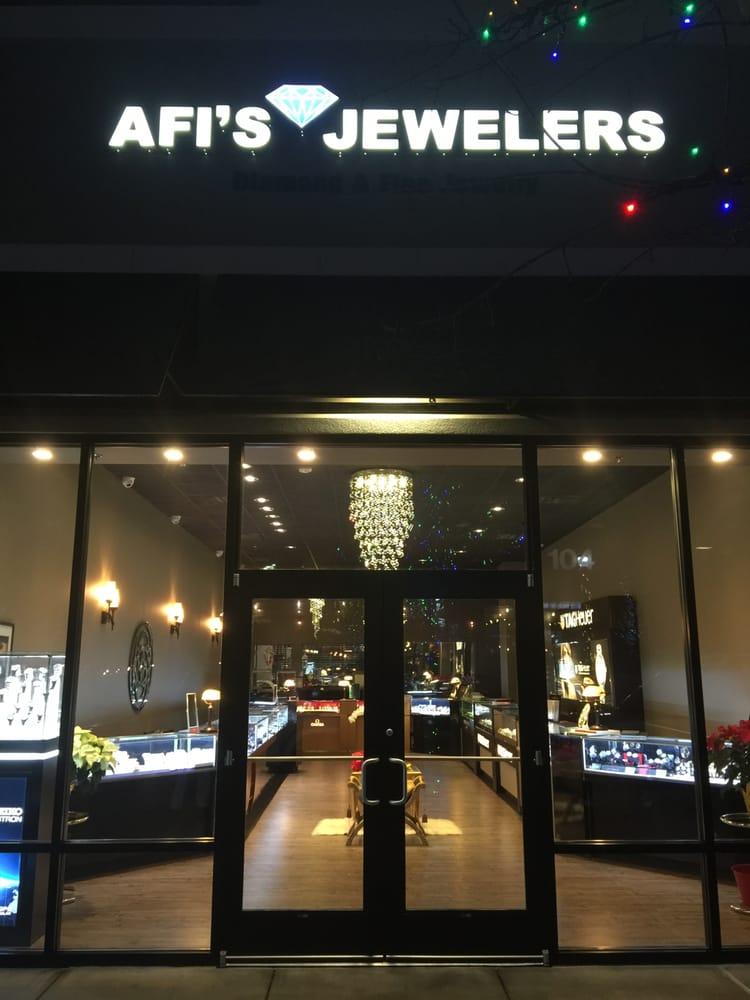 Afi's Jewelers: 1607 Village Market Blvd, Leesburg, VA