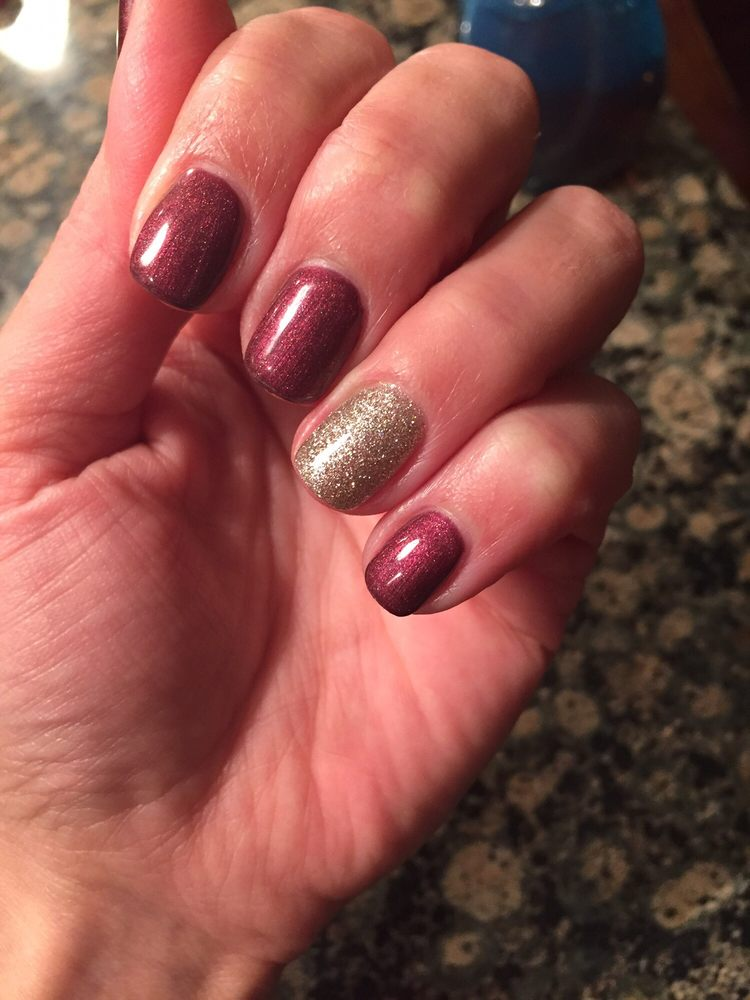 No Chip Manicure With Anne I Just Love My Nails Especially Since