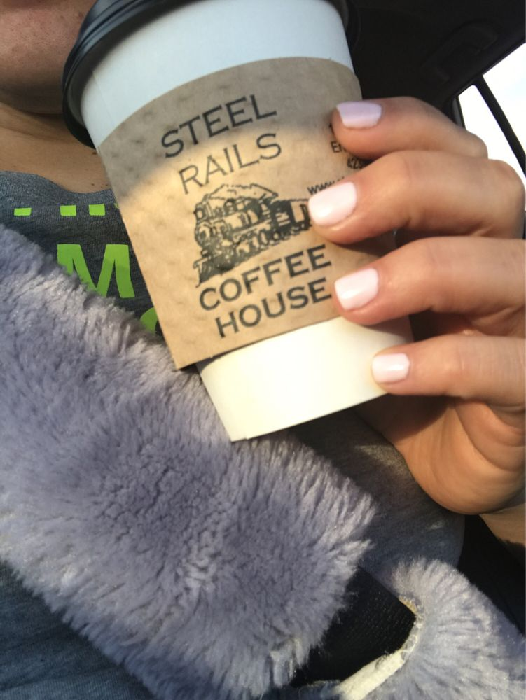 Steel Rails Coffee House: 113 N Main Ave, Erwin, TN