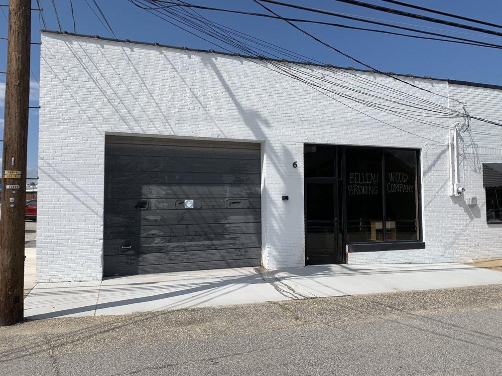 Belleau Wood Brewing Company: 6 W Ivey St, Lillington, NC
