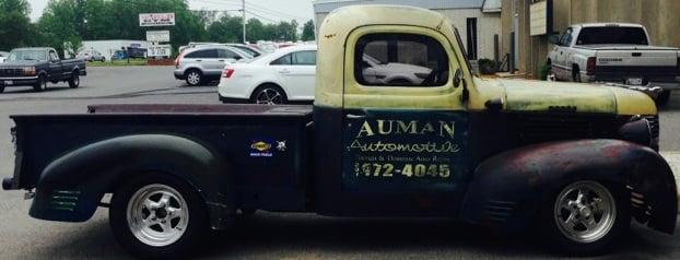 Auman Automotive: 29020 Three Notch Rd, Mechanicsville, MD