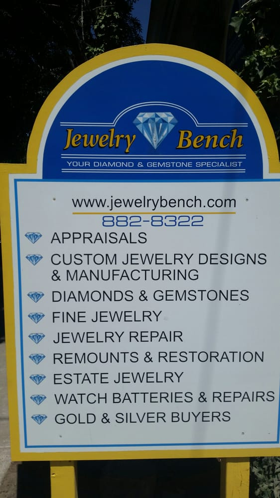 Jewelry Bench