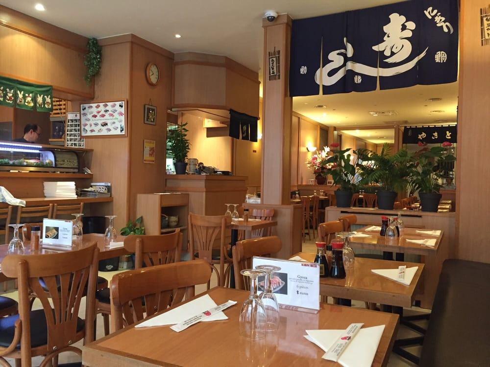 Restaurant Japonais  Rue La Boetie