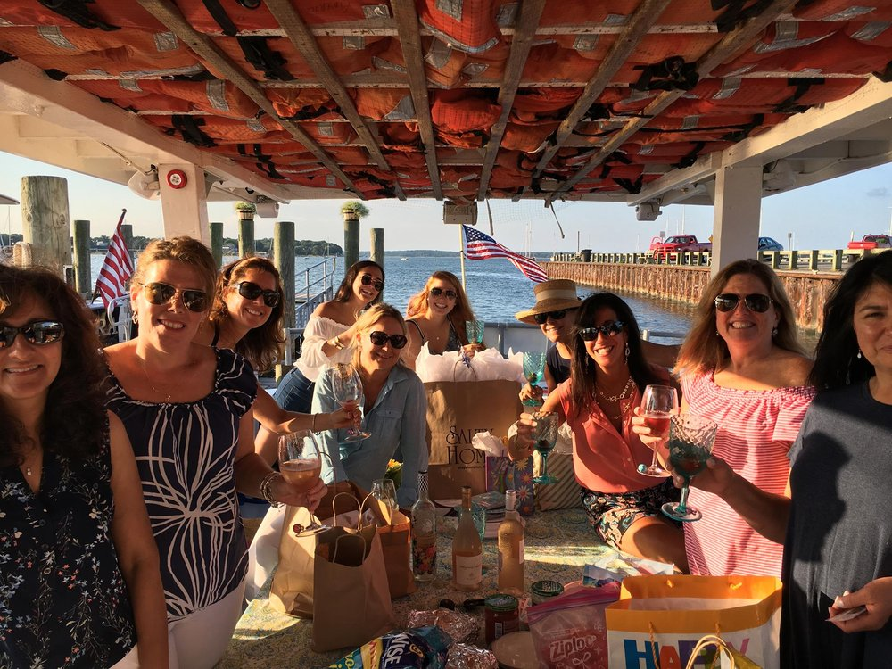 American Beauty Cruises & Charters: Long Wharf, Sag Harbor, NY