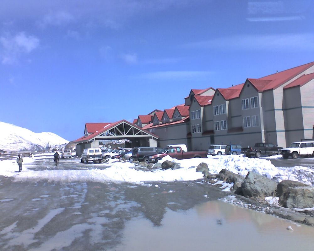 Grand Aleutian Hotel Unisea Inn: Dutch Harbor, AK