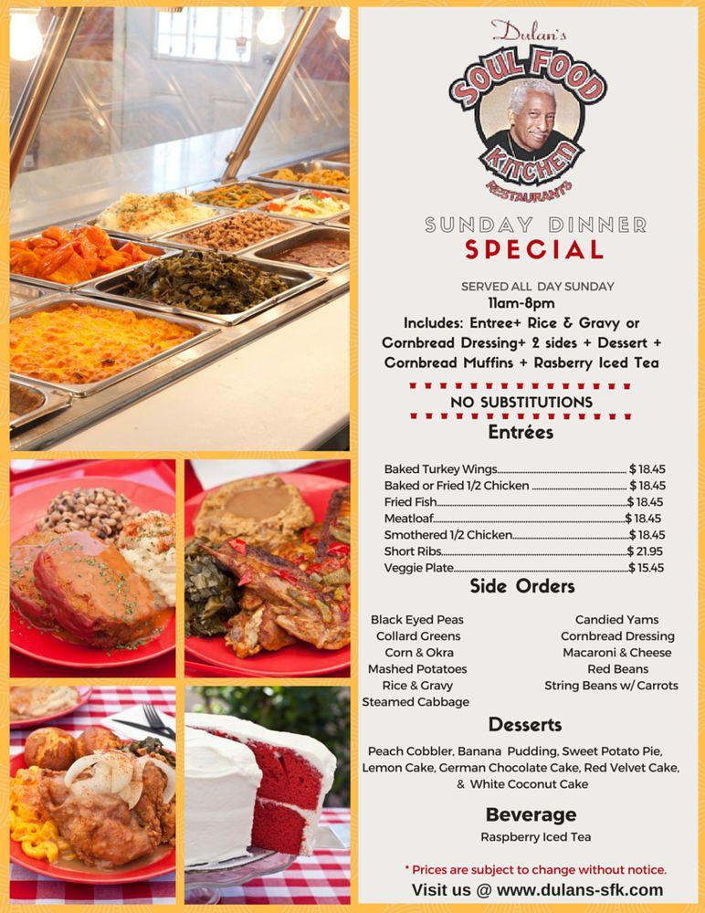 Dulan S Soul Food Kitchen Los Angeles Ca
