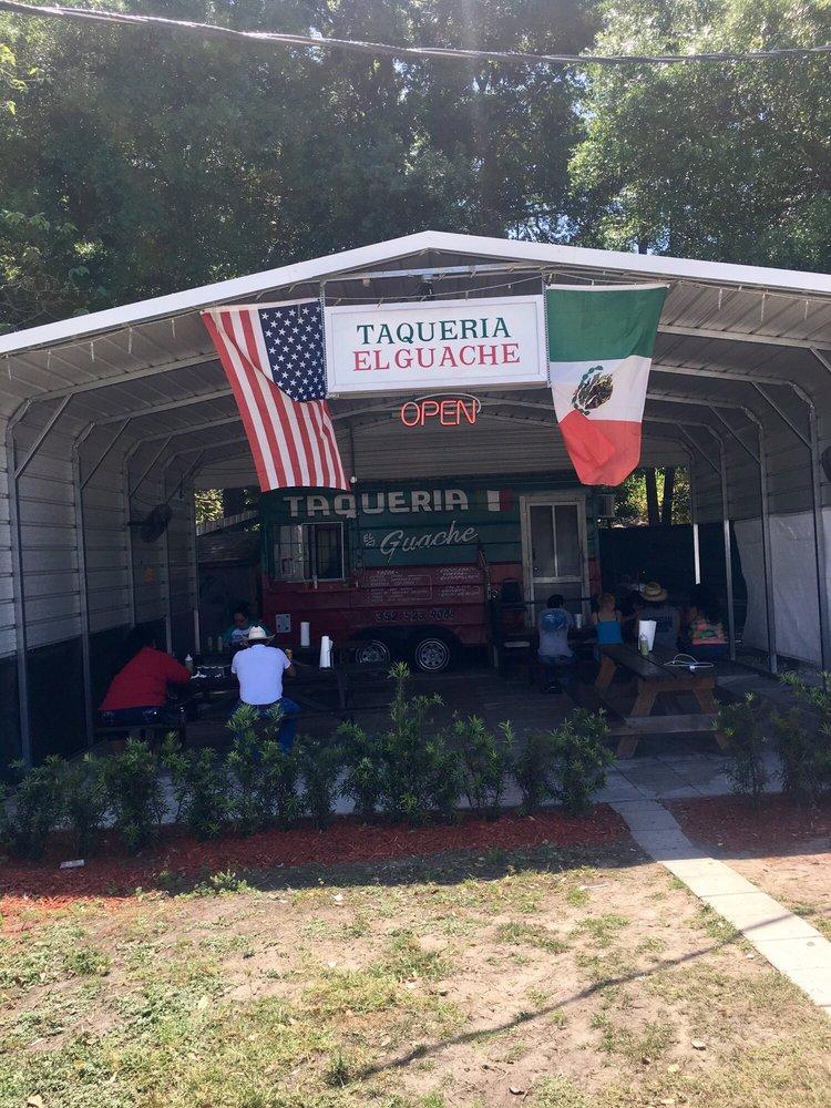 Taqueria El Guache: 37006 Lock St, Dade City, FL