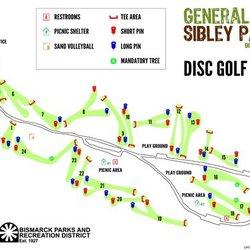General Sibley Park Parks 5001 S Washington St Bismarck ND