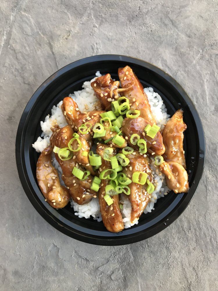 The Poke Express: 8800 Ming Ave, Bakersfield, CA