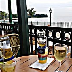 Photo Of Pier Restaurant And Tiki Bar Rye Ny United States