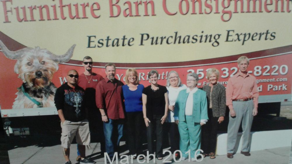 Furniture Barn Consignment: 112 W Berckman St, Fruitland Park, FL