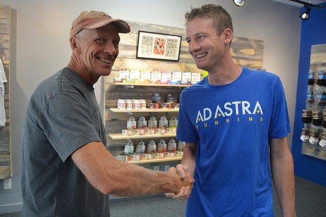 Ad Astra Running: 734 Massachusetts St, Lawrence, KS