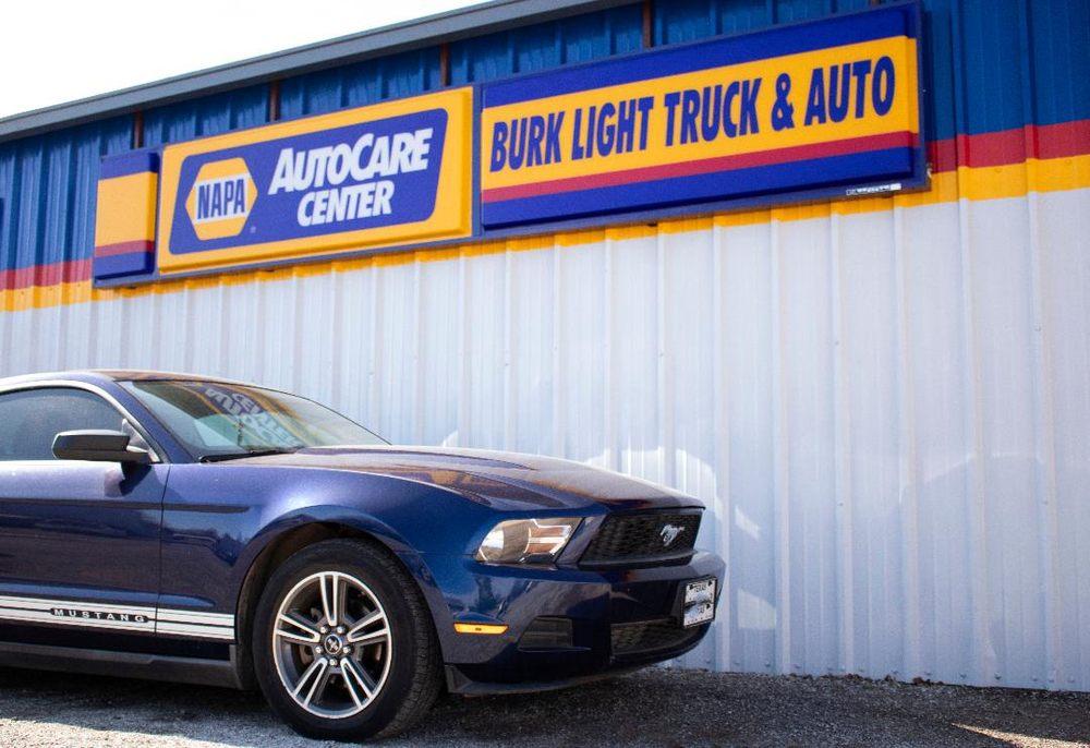 Burk Light Truck and Auto: 903 Jewel St, Burkburnett, TX