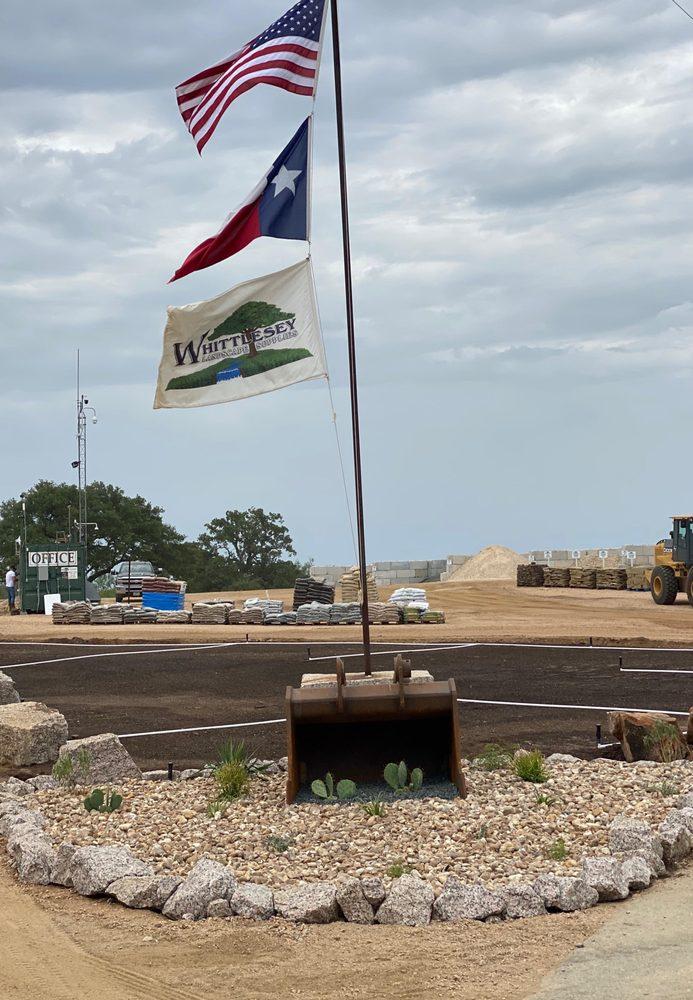 Whittlesey Landscape Supplies: 2102 N Phillips Ranch Rd, Granite Shoals, TX