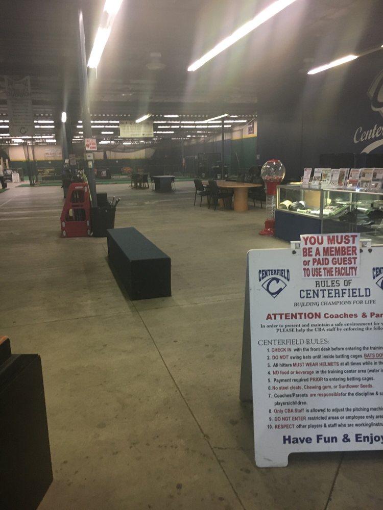 Centerfield Indoor Baseball & Softball Academy