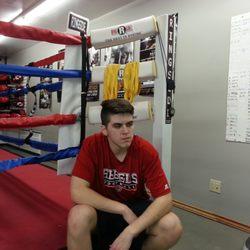 Southside amateur boxing club edmonton