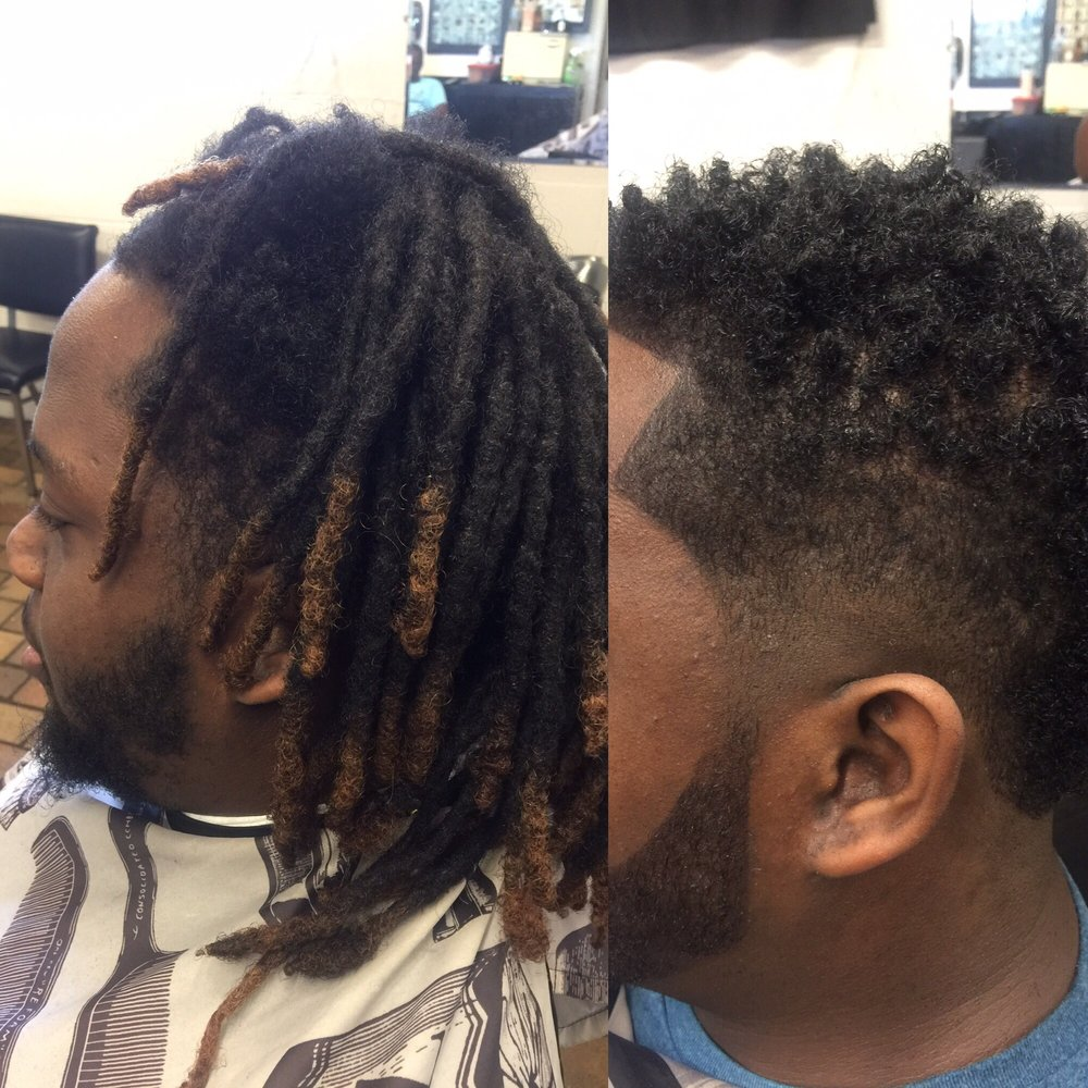 Wright Touch Barber Shop: 1204 E Broad St, Gadsden, AL