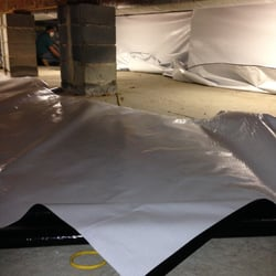 All Dry Basement Systems Photos Waterproofing Danbury CT - All dry basement waterproofing