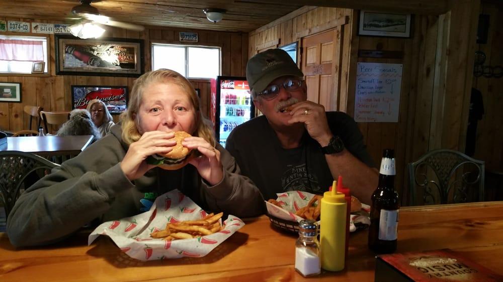 Freshwater Bar & Grill: 52 S 8th St, Guffey, CO