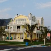 Belmar Boardwalks Photo Of Beach Nj United States Nice House