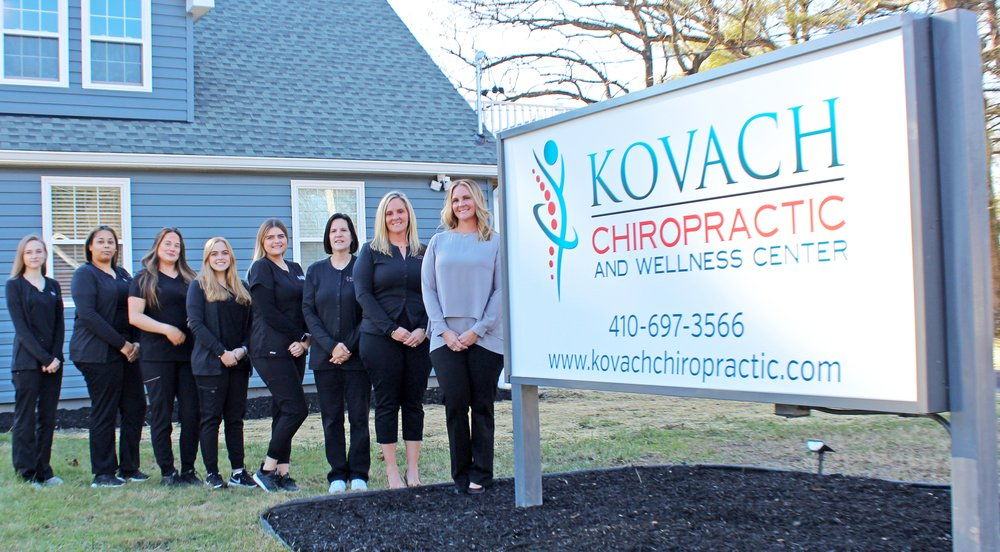 Kovach Chiropractic and Wellness Center: 959 Annapolis Road, Gambrills, MD