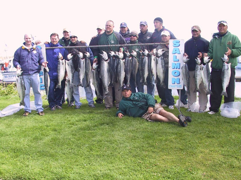 Pacific salmon charters 16 photos fishing 191 for Ilwaco wa fishing charters