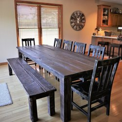 rustic elements furniture 316 photos 58 reviews furniture stores 100 mcdonald ave. Black Bedroom Furniture Sets. Home Design Ideas