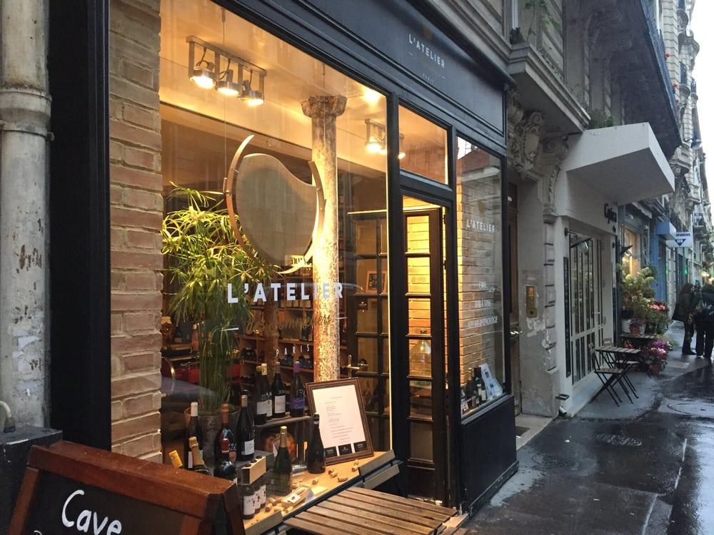 l atelier des sommeliers 47 rue condorcet pigalle paris num ro de t l phone yelp. Black Bedroom Furniture Sets. Home Design Ideas