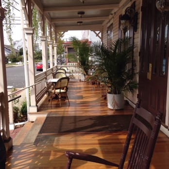 Photo Of Hotel Alcott Cape May Nj United States Porch