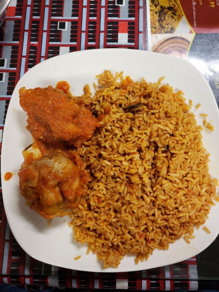 EKO African Restaurant & Banquet Hall
