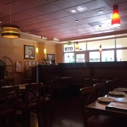 Asian bistro restaurants