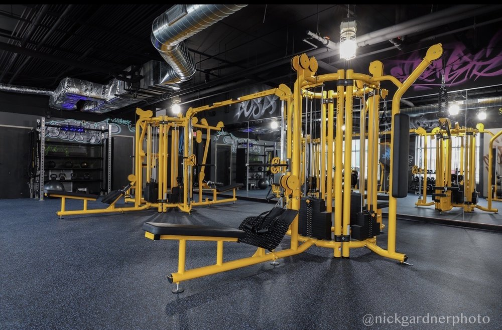 Photo of District 901 Gym: La Crosse, WI