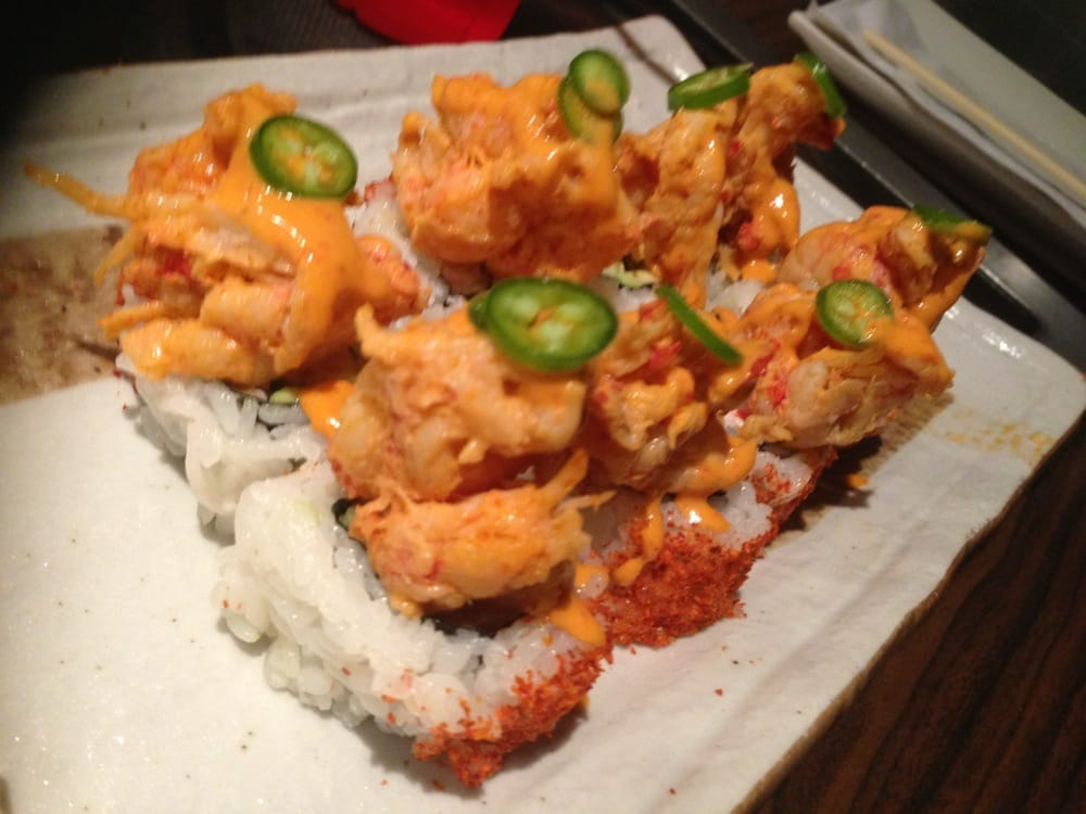 Spicy lobster roll - Yelp