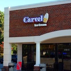 Carvel Ice Cream Closed Desserts 2130 New Garden Rd Greensboro Nc Phone Number Menu