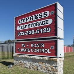 Photo Of Cypress Self Storage Tx United States
