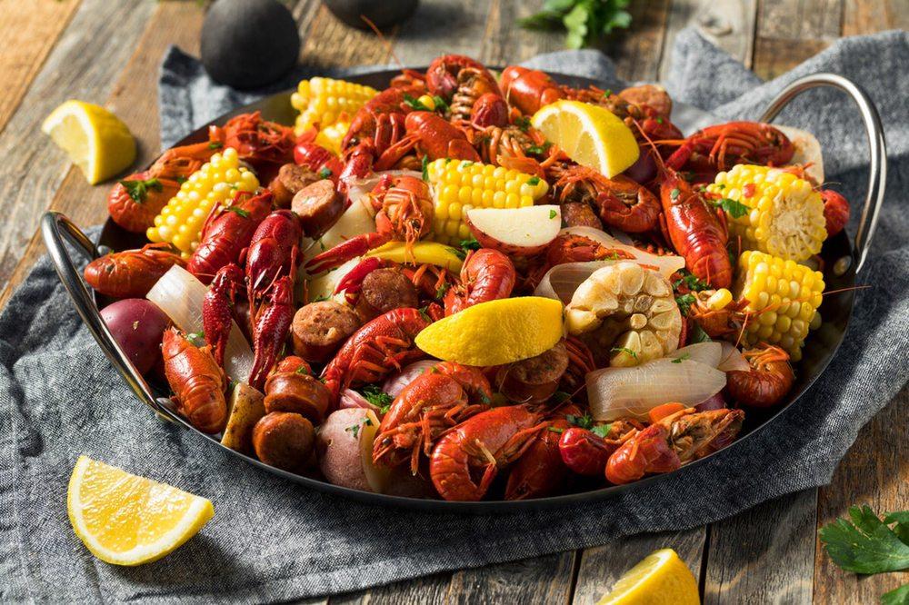 Captain Crab-Cajun Seafood: 10164 US-19, Port Richey, FL